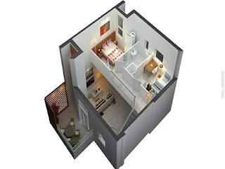 , jasa desain arsitektur rumah, interior rumah minimalis sederhana, harga rumah minimalis