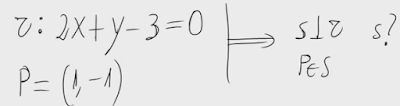 39. Recta perpendicular a una dada pasando por un punto 4