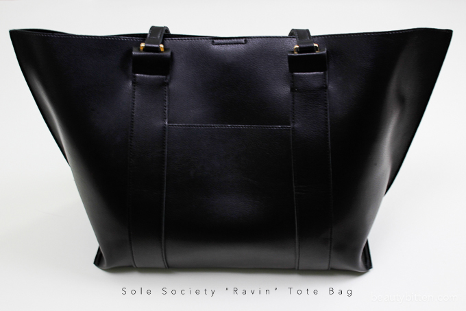 Sole Society Ravin Tote bag review