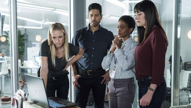 Criminal Minds - Episode 13.08 - Neon Terror - Promo, 2 Sneak Peeks, Promotional Photos & Press Release