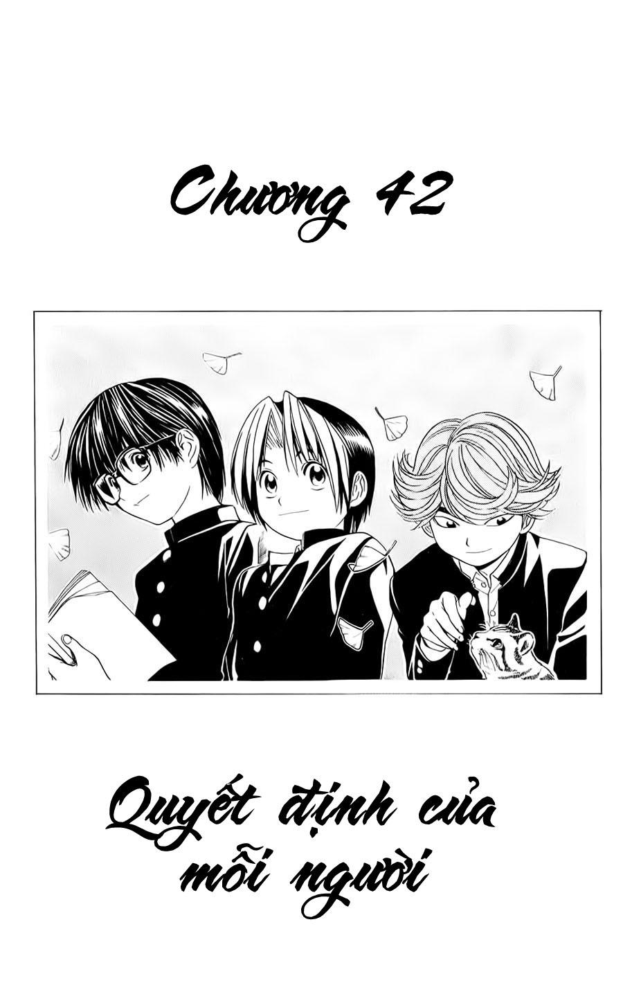 Hikaru No Go hikaru no go chap 42 trang 3