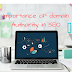 Importance of Domain authority in SEO