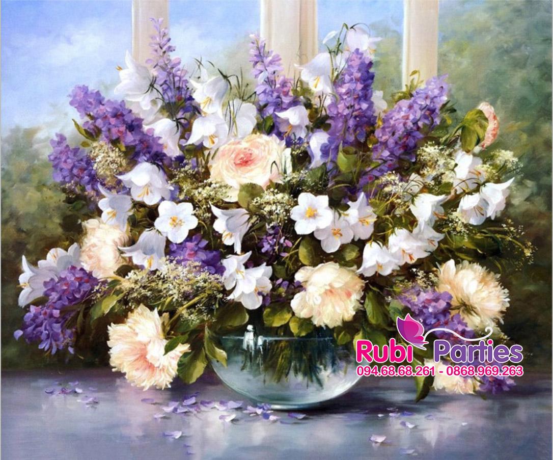 Tranh son dau so hoa tai Dich Vong Hau