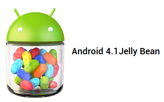 Android v4.1 – v4.3 Jelly Bean