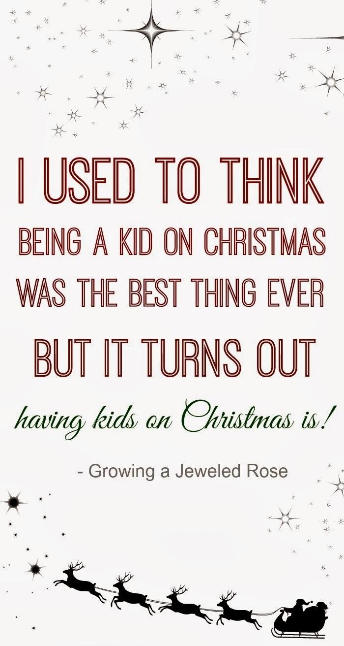 Make Christmas Magical For Kids