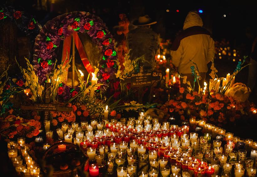 En el Panteón de Oaxaca descansan los restos de personalidades como Félix Díaz.