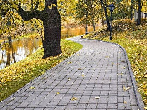 Тротуарная плитка Симферополь