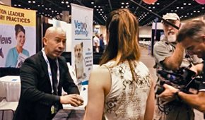 Close-up magicians trade shows