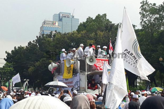 Usai Demo di Bareskrim, Eggi Sudjana: Kita Lihat Hari Senin