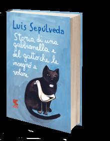 Recensione Storia di una gabbianella e del gatto che le