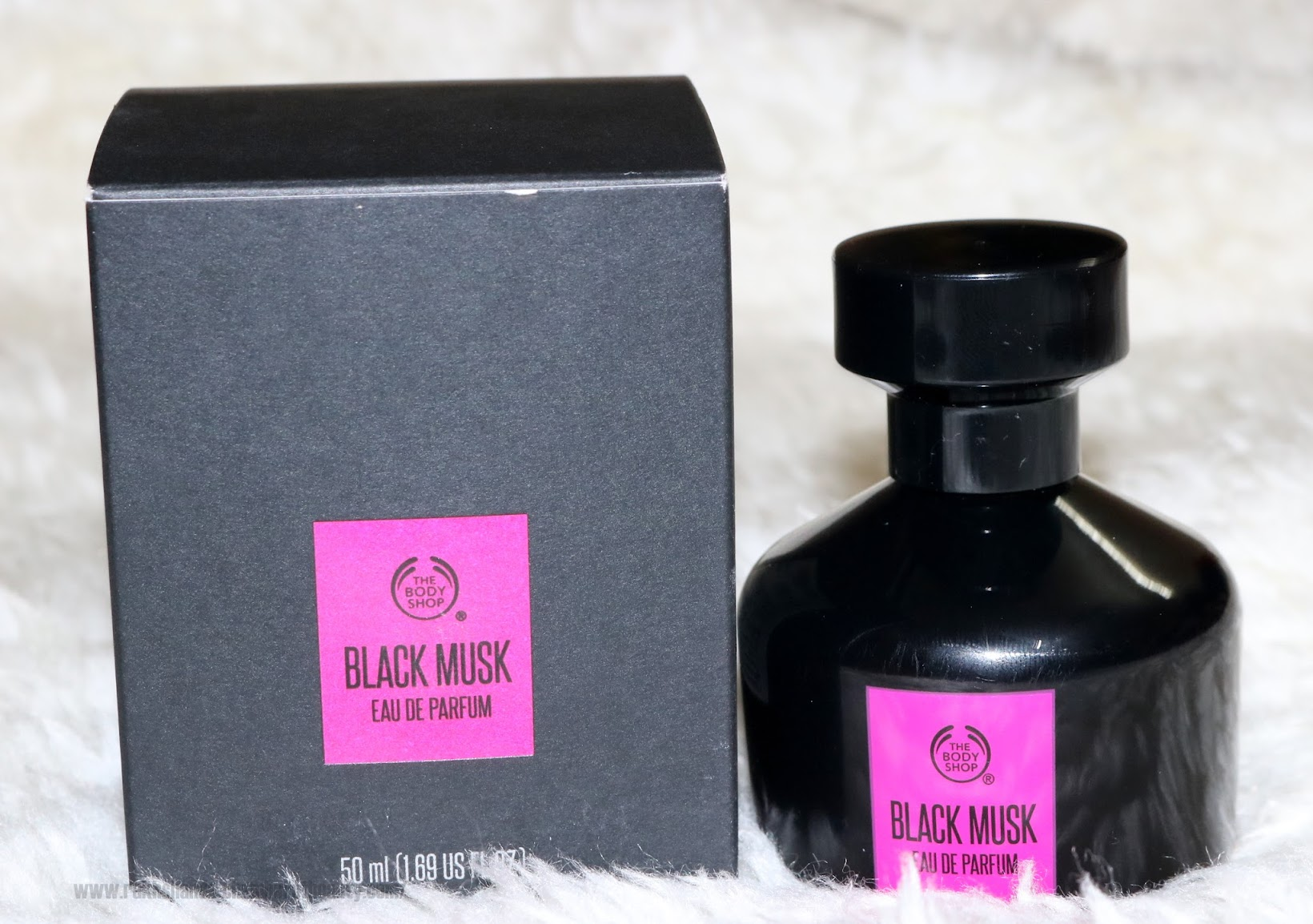 The Body Shop Black Musk EDP- review, price in India