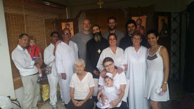 ИПЦ Греции: Открытие Православной Миссии на Кубе. ФОТО