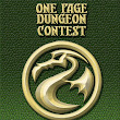 2017 One Page Dungeon Contest Winning Entries!