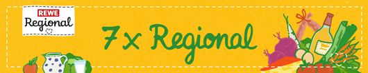 7 x Regional REWE Regional Challenge