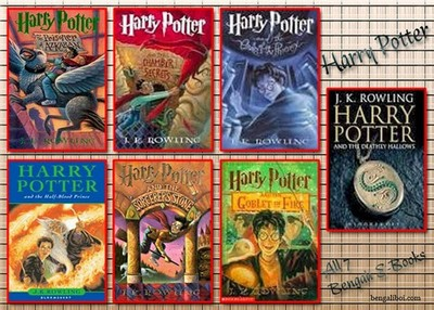 Harry Potter Complete Series Pdf