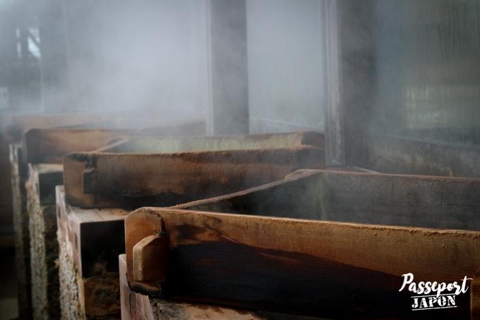 Fours à vapeur, Okamotoya, Myôban, Beppu
