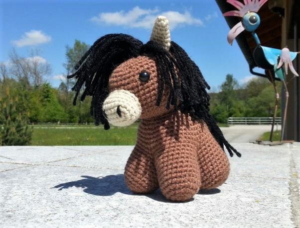 ursula-petra - Häkelanleitung Pferd   myboshi   459x602
