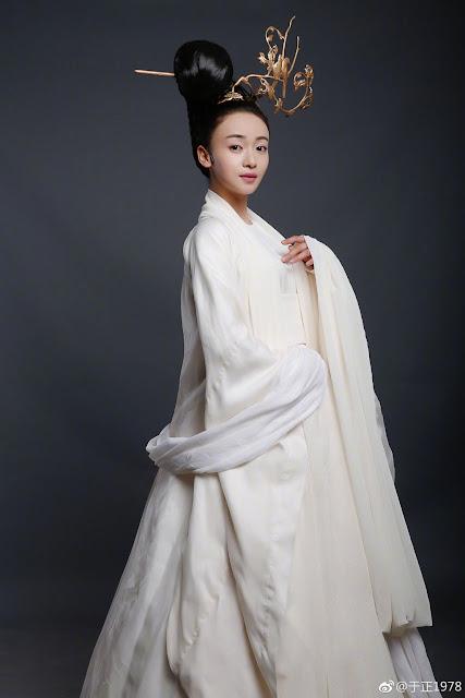 Wu Jinyan Untouchable Lovers Chu Yu