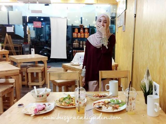 Chillex 97 antara Top Cafe di  Alor Setar