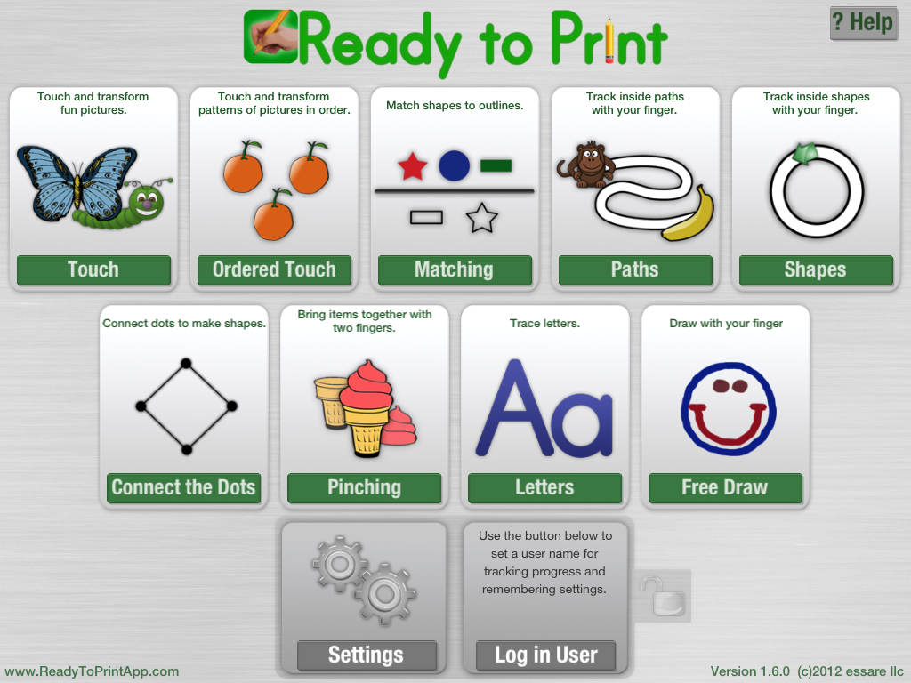 Ot Cafe Ready To Print App