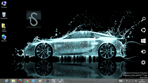 Car water effect theme for windows 7 and 8 season 2 ouo - Car wallpaper for windows xp ...