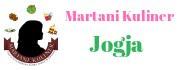 Martani Kuliner Jogja