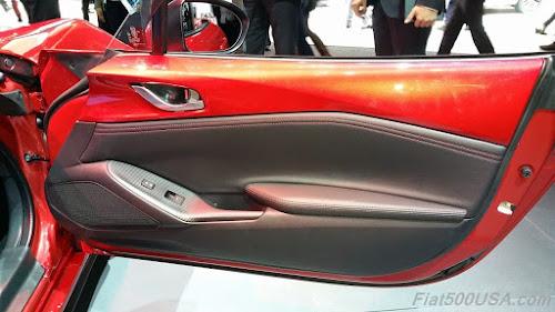 Mazda MX5 Door Panel