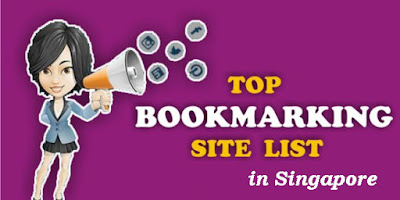 Social Bookmarking Sites in Singapore