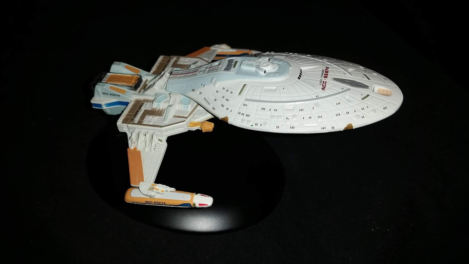 Deep Space Pat: EMvTW 122: USS Yeager NCC 65674 (Yeager Class)