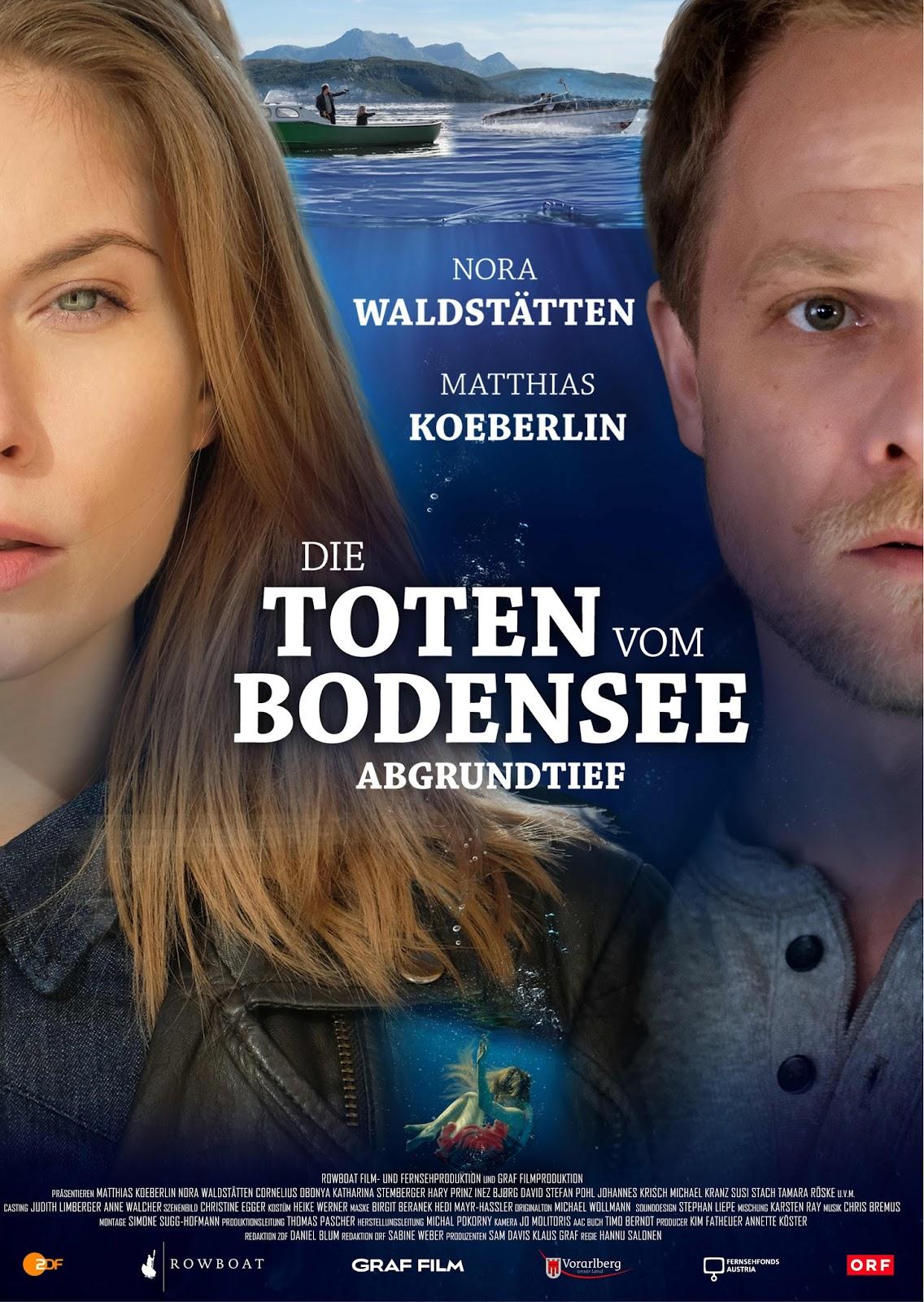 Die Toten Vom Bodensee - Abgrundtief