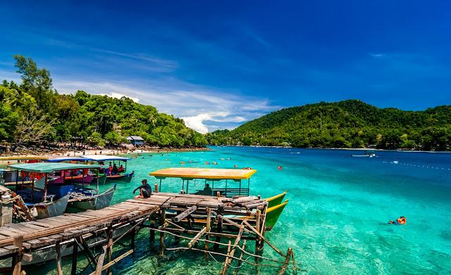 Kuala Merisi yaitu tempat wisata yang paling sempurna untuk menikmati pantai di tempat aceh Wisata Aceh, Pantai Kuala Merisi