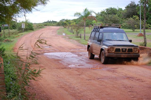 Esteros del Iberá, Argentina