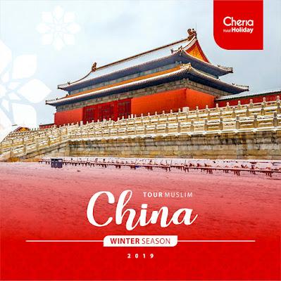 Paket Tour China Akhir Tahun 2019
