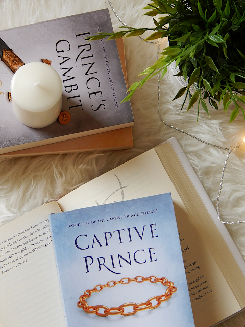 Captive Prince No Spoiler Book Review | sprinkledpages