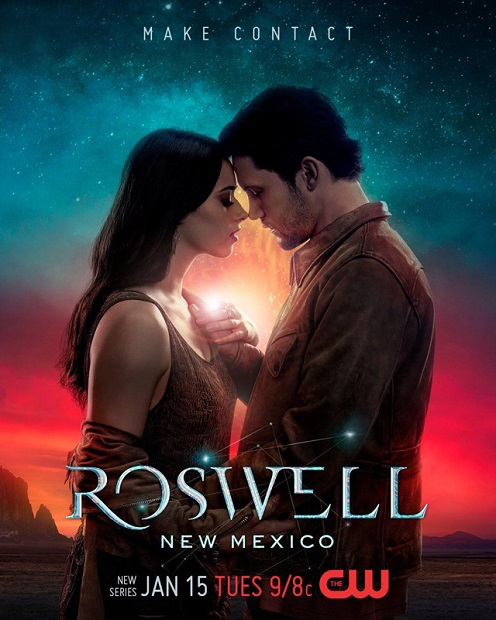 Roswell, New Mexico Temporada 1 1080p – 720p Latino/Ingles