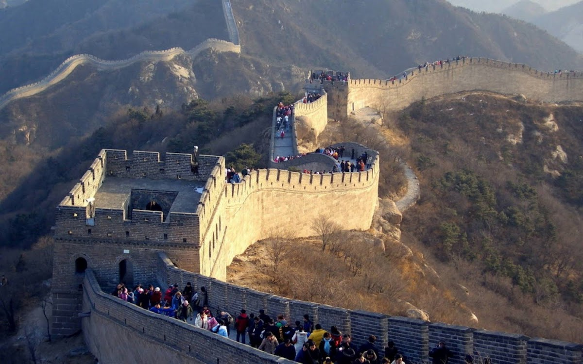 Wallpaper Amazing Cars Great Wall Of China Wallpapers