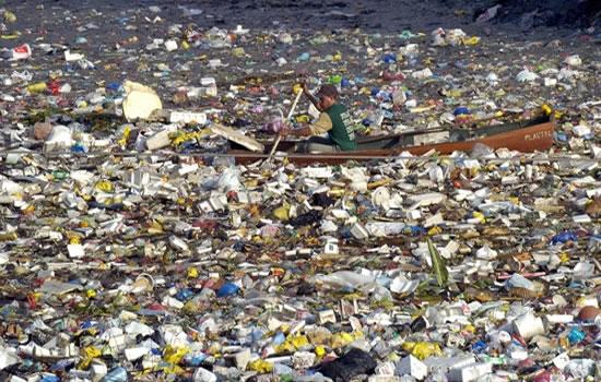 A Grande Mancha de Lixo do Pacífico – Oceano Pacífico