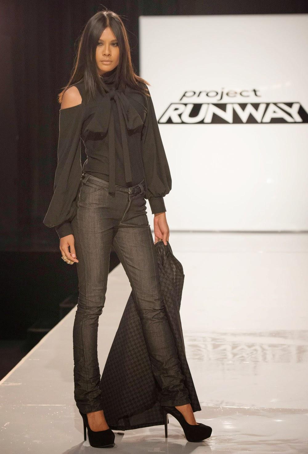 Tirare Le Fila Project Runway Season 13 Episode 3 Back