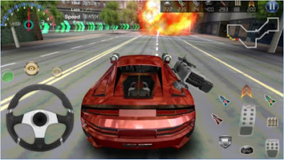 Game mobil Multiplayer Android via Bluetooth