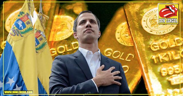 Citigroup liquidó el Oro venezolano y depositó el dinero en cuenta del Gobierno de Juan Guaidó