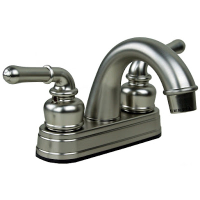 Mobile Home Kitchen Faucets and Sink Ideas
