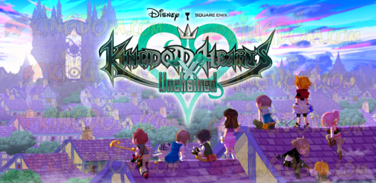 KINGDOM HEARTS Unchained ? v1.0.1 .apk [1 Link] [MEGA]
