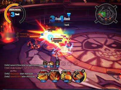 Lost Saga Cheater PKL
