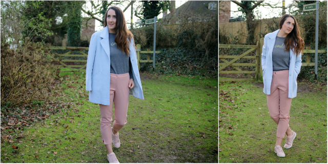 Spring outfit post