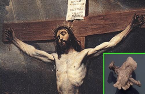 Prova Científica De Que Jesus Foi Crucificado. Essa Descoberta Foi Um Milagre