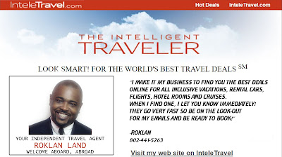 This my card for inteletravel hot deals