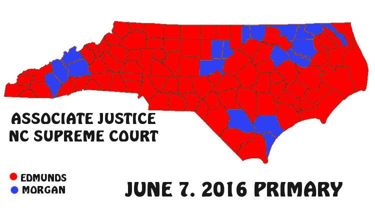 Statewide Judicial results
