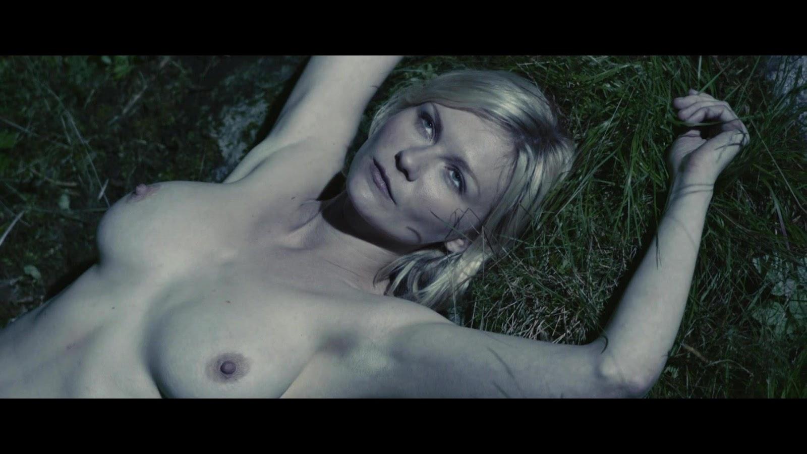 Kirsten dunst melancholia nude