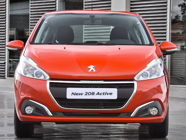 Novo Peugeot 208 2017 1.2 Active Pack