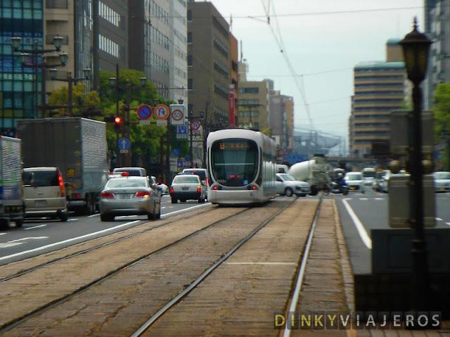 Tranvía de Hiroshima